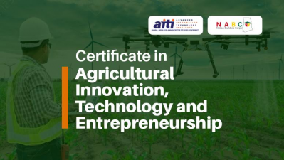 AGRICULTURAL INNOVATION, TECHNOLOGY AND ENTREPRENEURSHIP