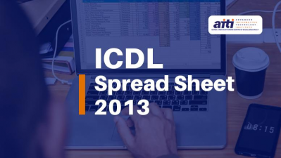 ICDL SPREAD SHEET 2013